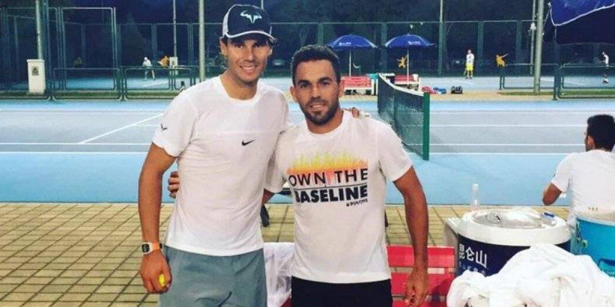 Victor Estrella enfrentará a Rafael Nadal en el Abierto de Australia