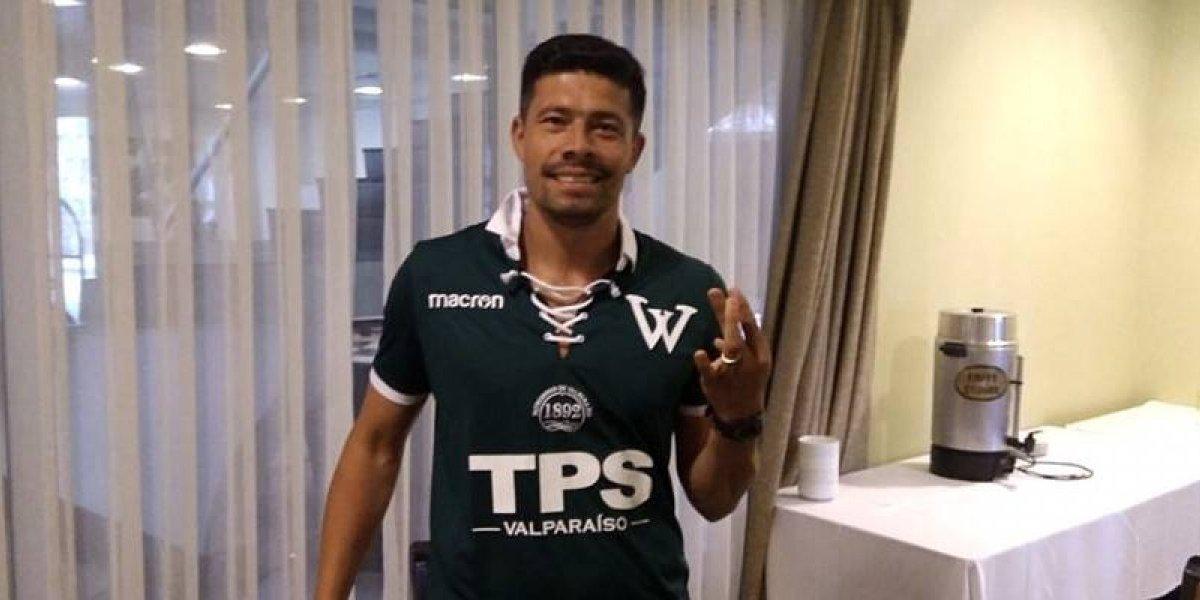 Operación retorno: Wanderers aseguró su primer refuerzo para Primera B y Copa Libertadores