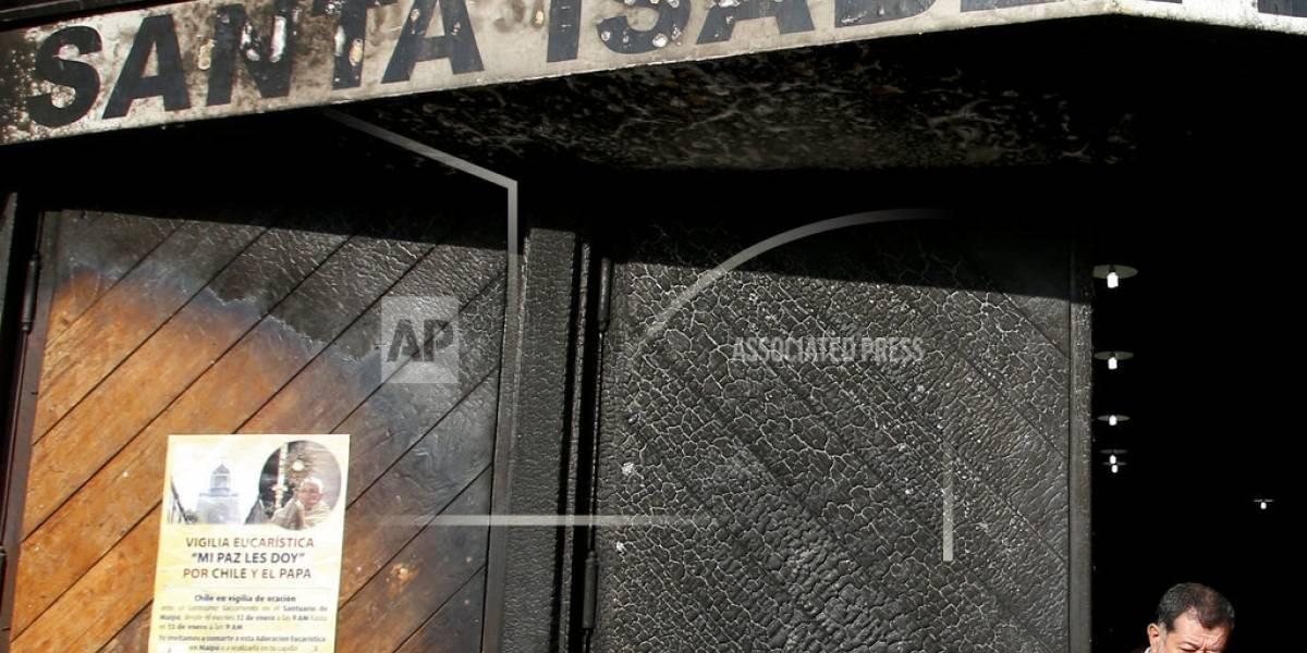 Chile garantiza seguridad del Papa