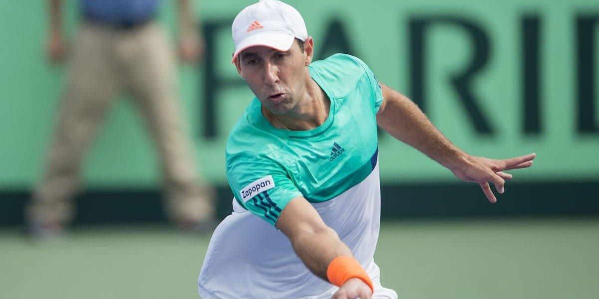 Tenista Santiago González queda eliminado en dobles de Auckland