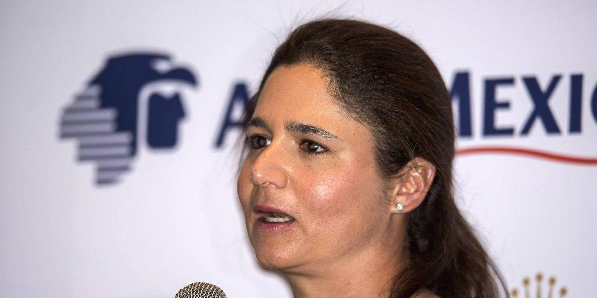 Lorena Ochoa molesta por cancelación de torneo en México