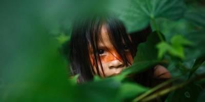 'La ley de la jungla': Impresionantes fotografías de una tribu del Amazonas ecuatoriano