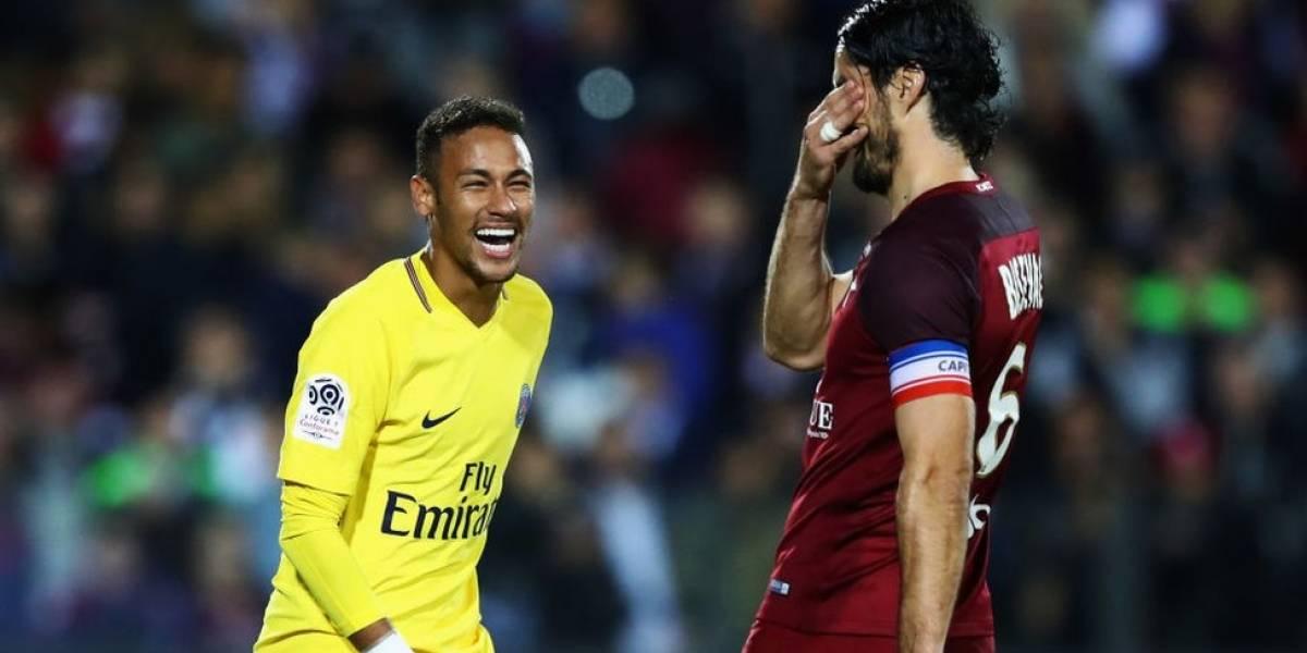 'Neymar vai ser o melhor jogador do mundo no PSG', diz técnico