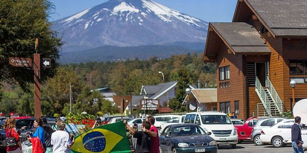 Este verano 3,3 millones de extranjeros visitarán Chile