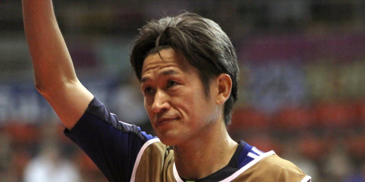 Histórico: Futbolista japonés de 50 años renovó contrato y jugará su 33ª temporada profesional
