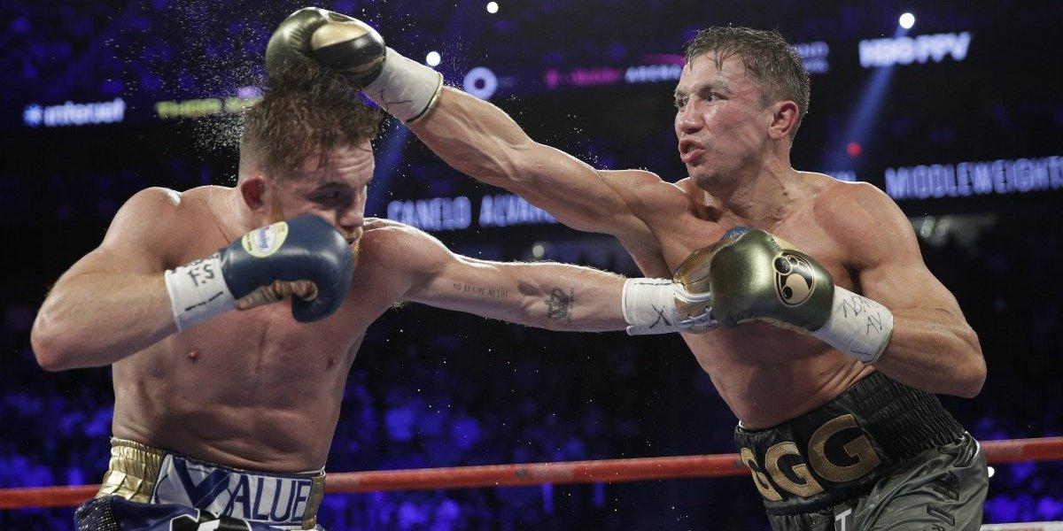 Hay revancha: Canelo Álvarez y Gennady Golovkin se volverán a enfrentar en 2018