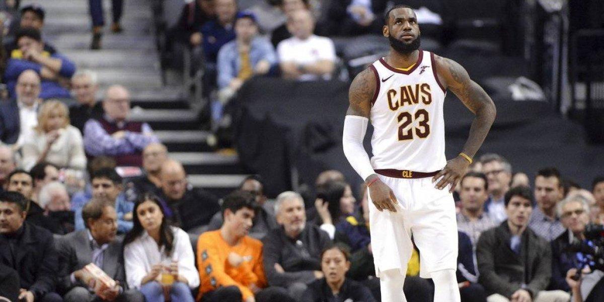 NBA: Toronto Raptors pone de rodillas a los Cavs de LeBron James con humillante derrota