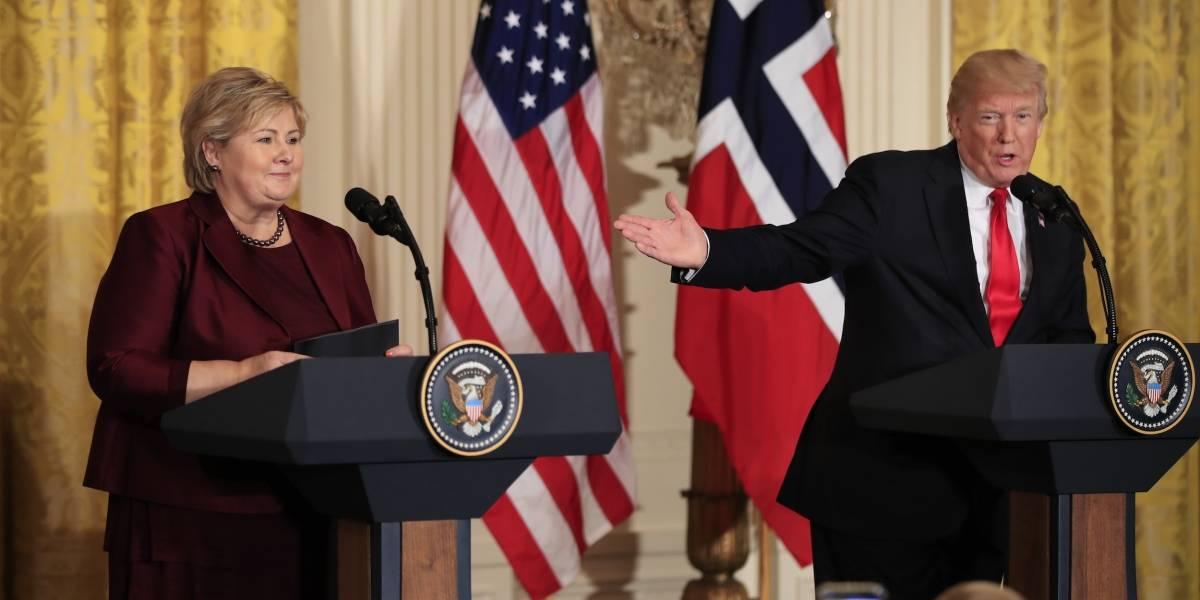 Noruegos prefieren vivir en su país que en EE. UU.