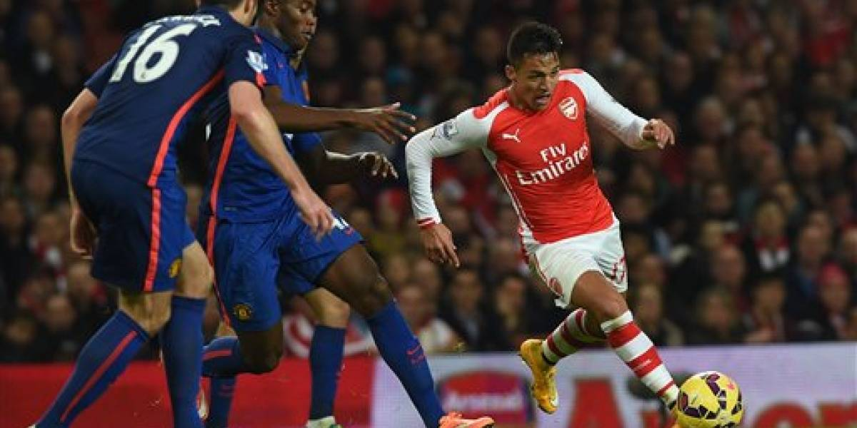 """Histórico del United no duda: """"Alexis tiene personalidad para jugar en Old Trafford"""""""