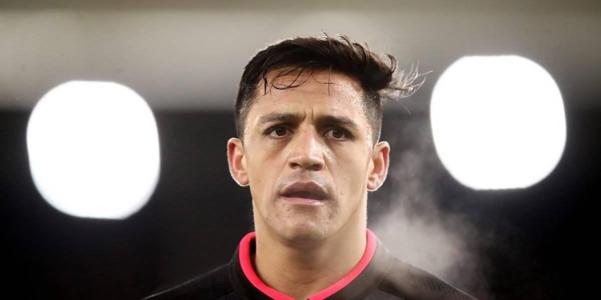 ¿Y ahora? El City habría desechado a Alexis y el United tiene pista libre para ficharlo