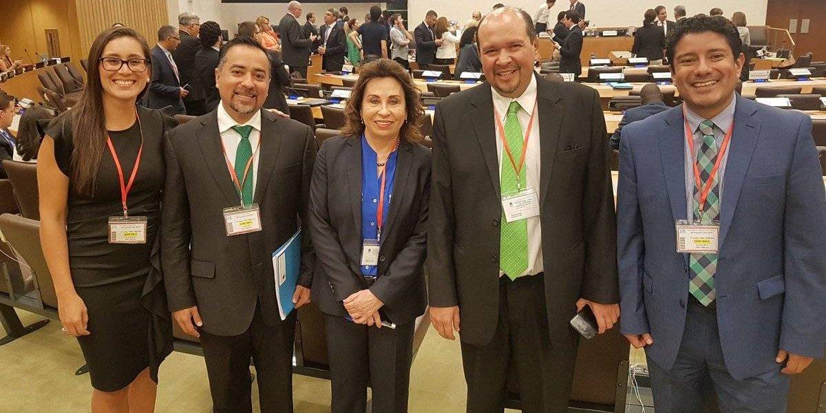 La UNE busca promover planilla para junta directiva