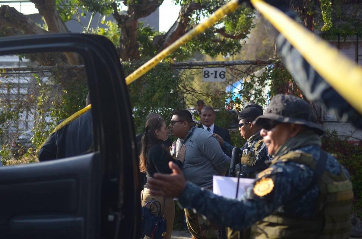 """Alias """"Primazo"""" fue detenido"""