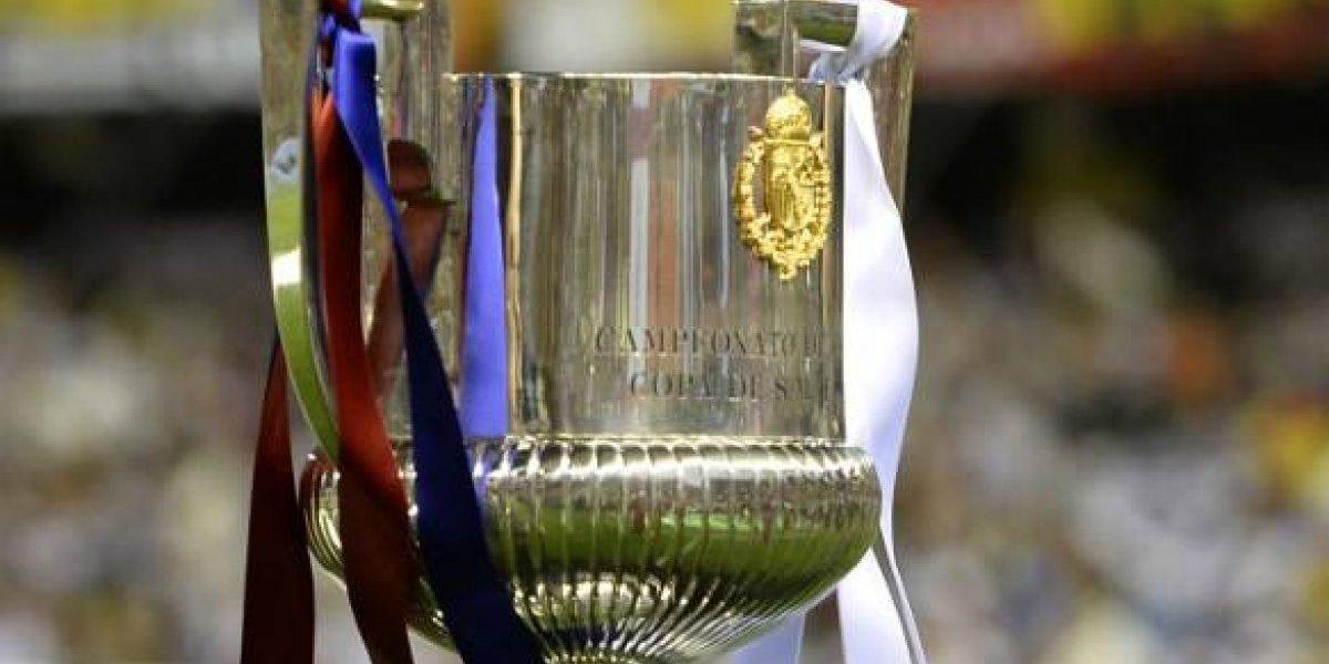 Así se enfrentarán los equipos en los cuartos de final de la Copa del Rey