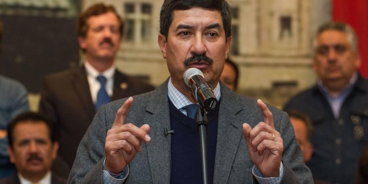 Comité Anticorrupción se deslinda de las denuncias del gobernador Javier Corral