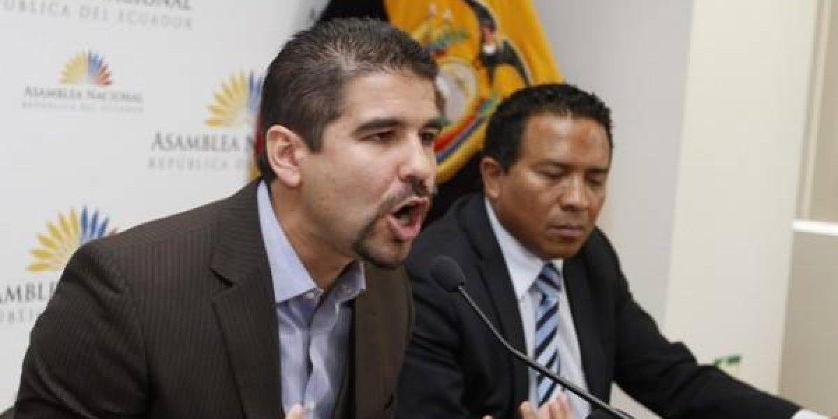 Dalo Bucaram asegura que Carlos Villacís tendrá que ir preso
