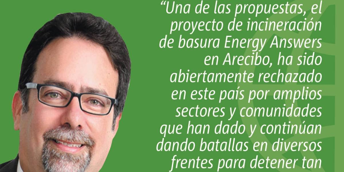 Un nuevo modelo energético