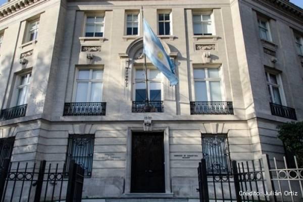 embajada Argentina en EEUU