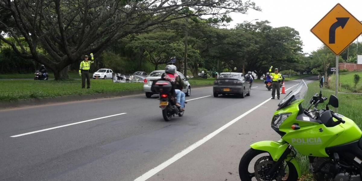 Por esta razón muchos colombianos tendrán que repetir el curso de conducción