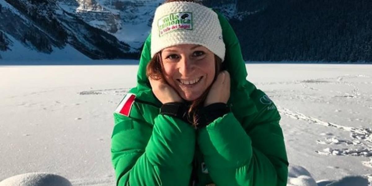 Esquiadora se retira de Juegos Olímpicos por un tumor