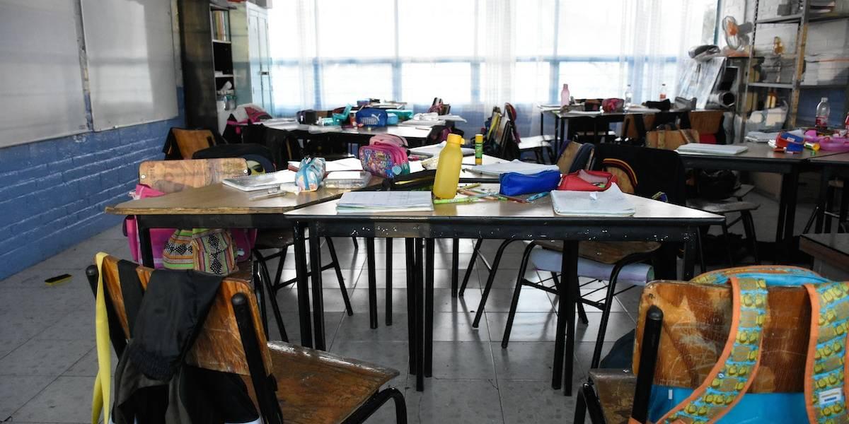 Esta escuela romperá un récord... el de más asaltos en el país