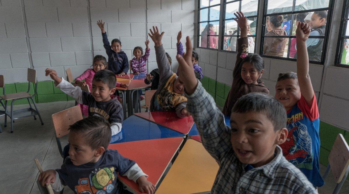Escuelas llanos de San Juan