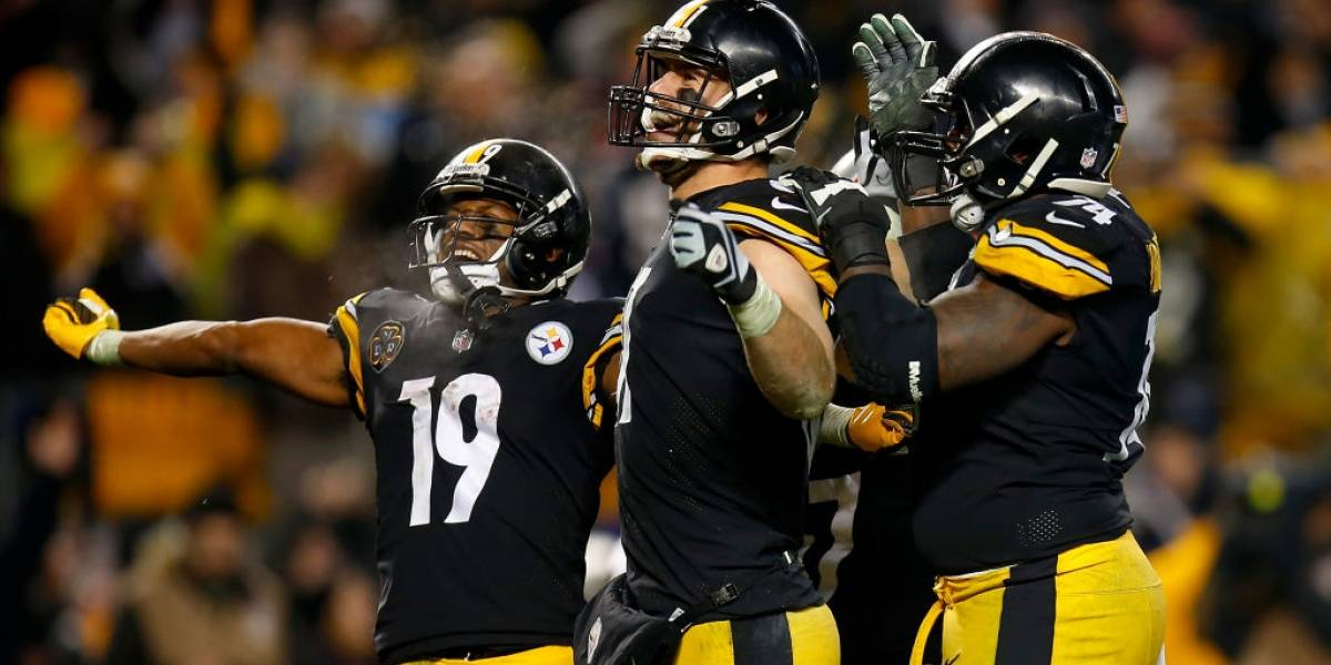 Los Steelers buscarán vencer a Jaguars e ir a la final de conferencia en la NFL