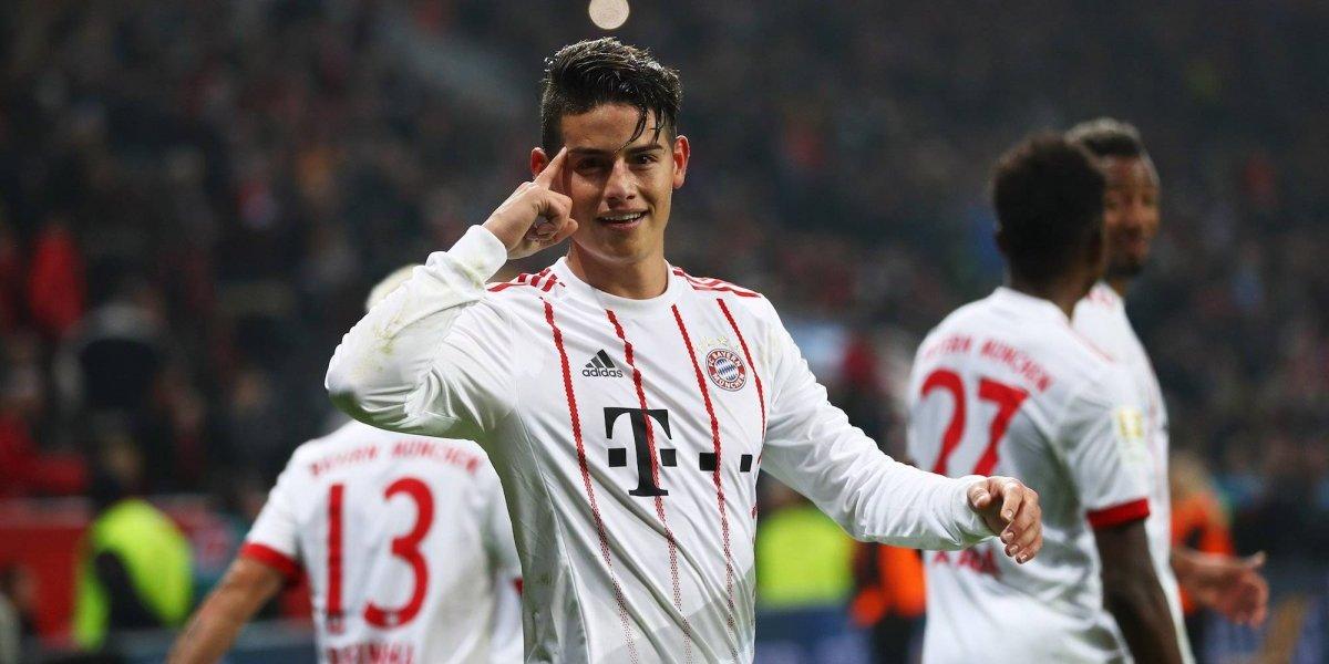 Bayern Münich suma valiosas unidades y se despega de la tabla general