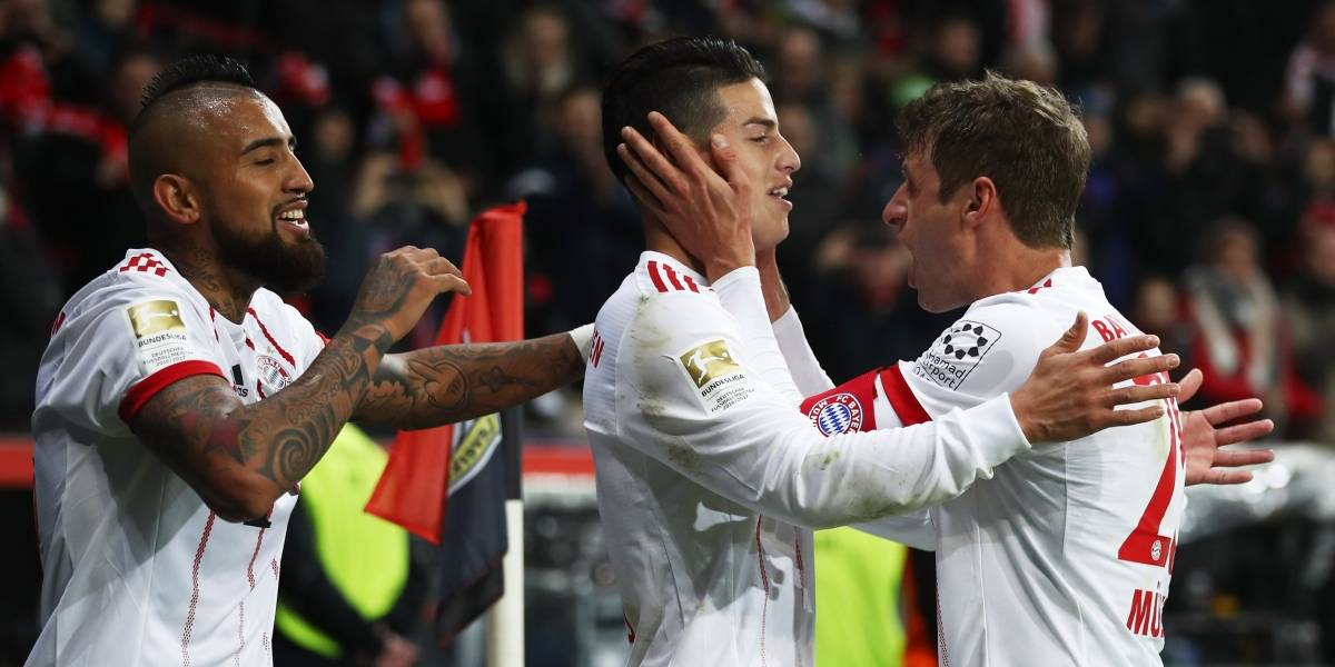 El Bayern de Vidal no perdonó al Leverkusen y dio otro paso al hexacampeonato en la Bundesliga