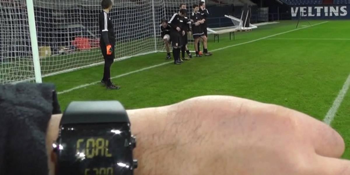Liga francesa suspende uso de tecnología de goles