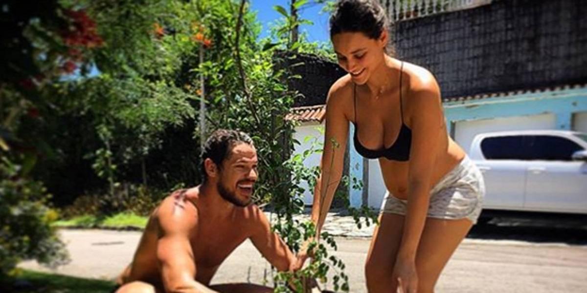 José Loreto diz ter 'sintomas' de gestação: 'Me sinto grávido'