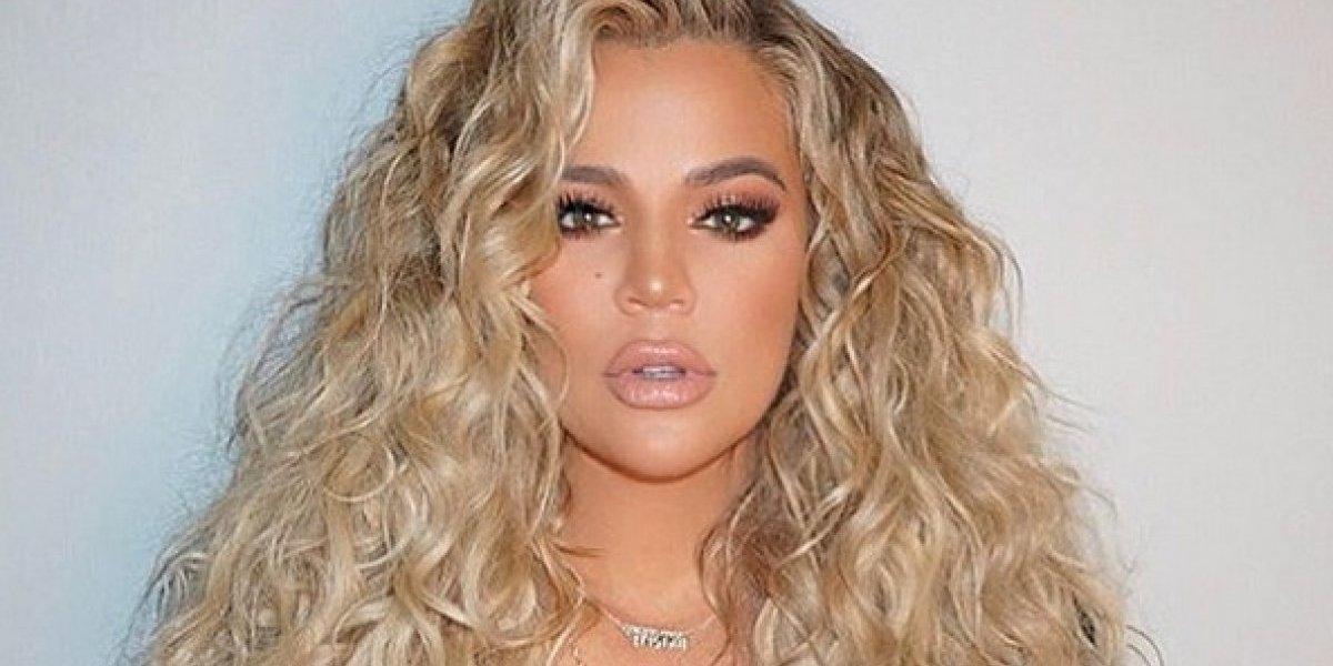 Critican a Khloé Kardashian por poner en riesgo su embarazo con esta práctica