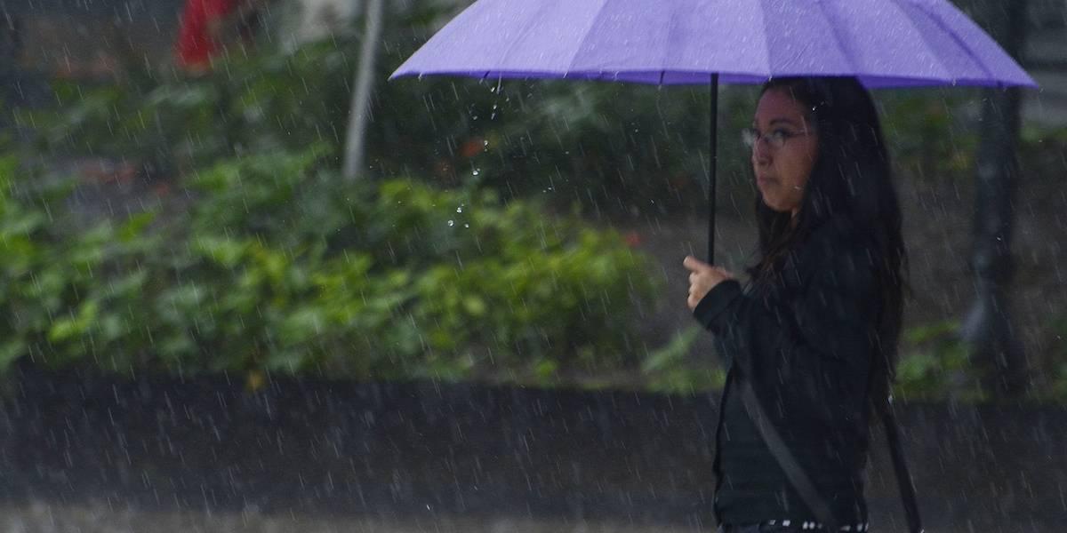 ¡A sacar el paraguas! Prevén lluvias fuertes y muy fuertes en estos estados