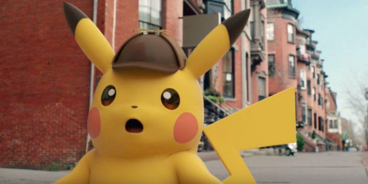 Llegará para la consola Nintendo 3DS Detective Pikachu