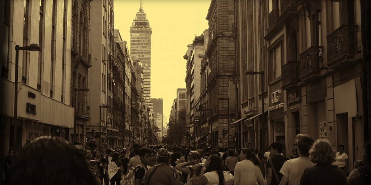 La Ciudad de México y sus matices