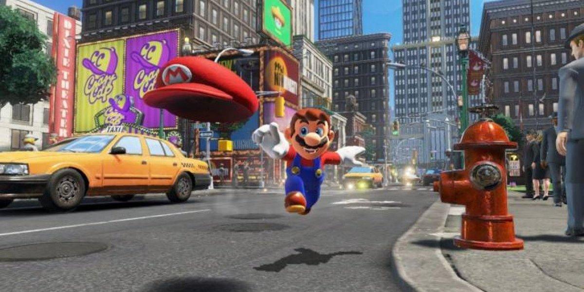 Recibirá contenido nuevo Super Mario Odyssey