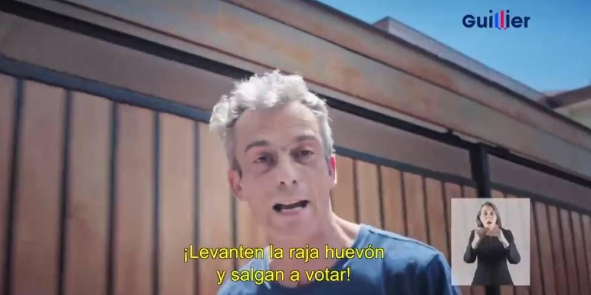 """""""Y uno como hueón llamando a votar"""": Pablo Schwarz dejó de lado su apoyo a Guillier y lo destroza por Twitter"""