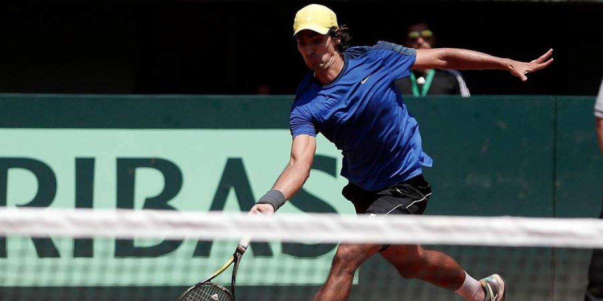 Con una sorpresa: Massú dio la nómina para la Copa Davis ante Ecuador