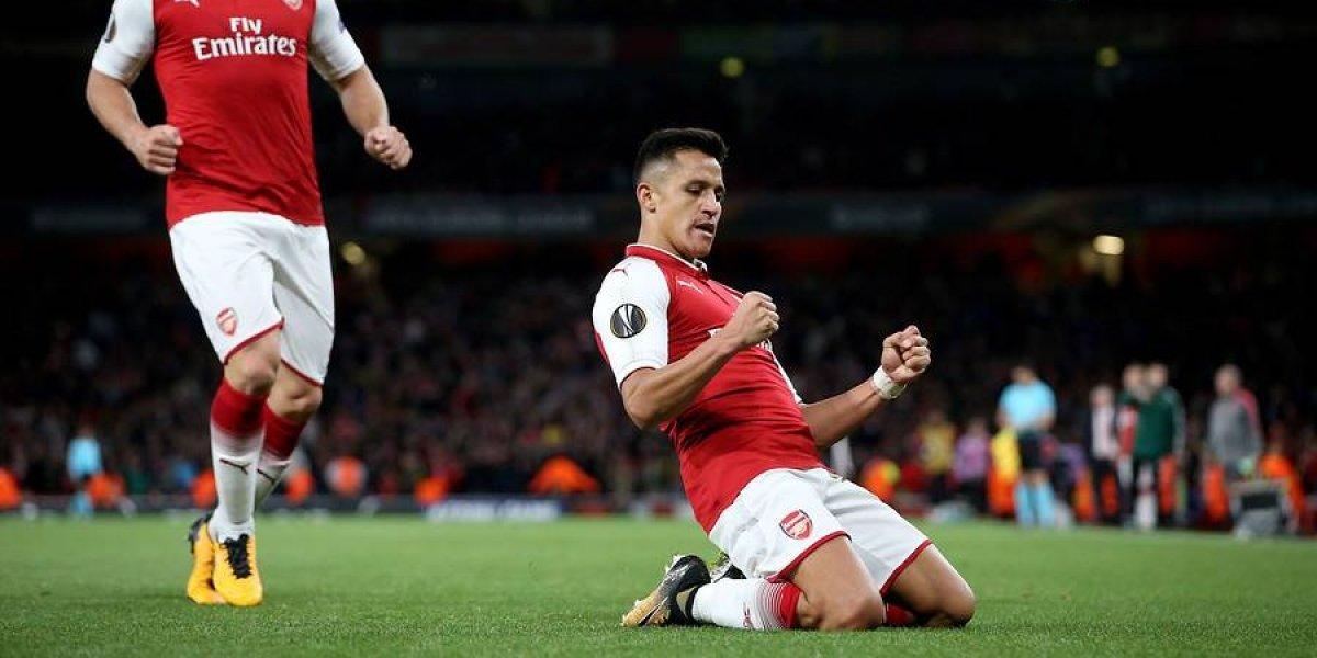 """Mourinho ya sueña con Alexis en el United: """"Es un jugador fenomenal"""""""