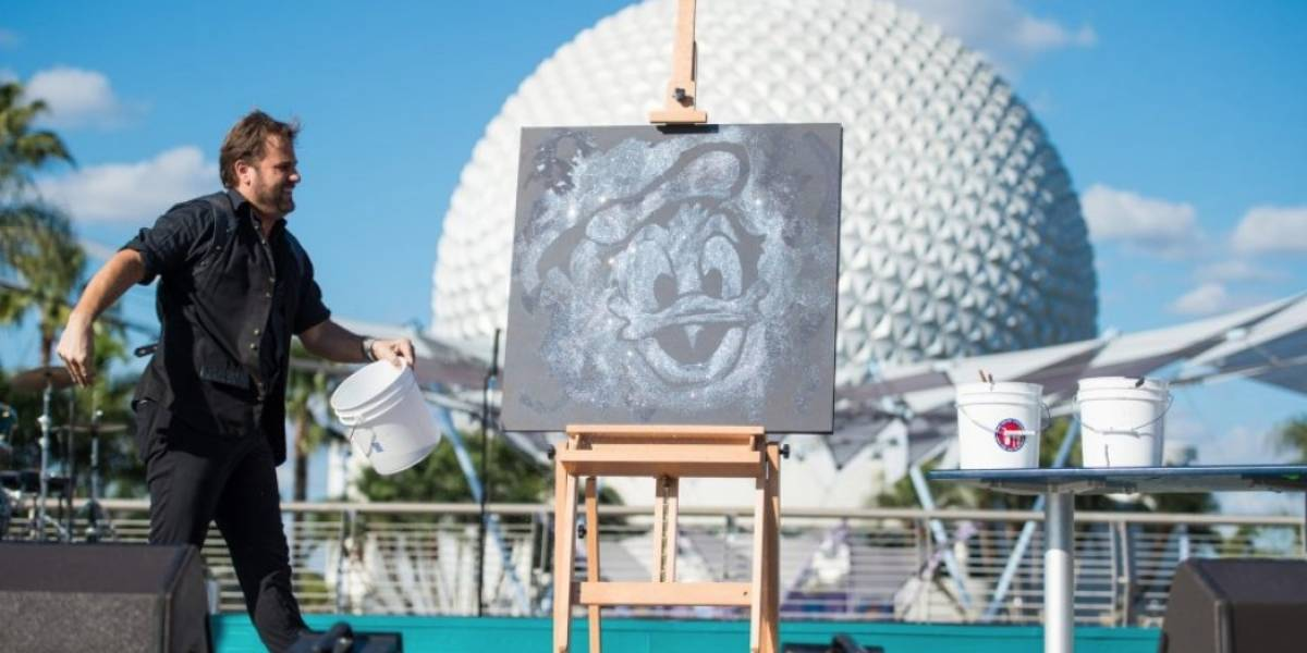 Celebran el arte en diversas formas en el Epcot International Festival of the Arts
