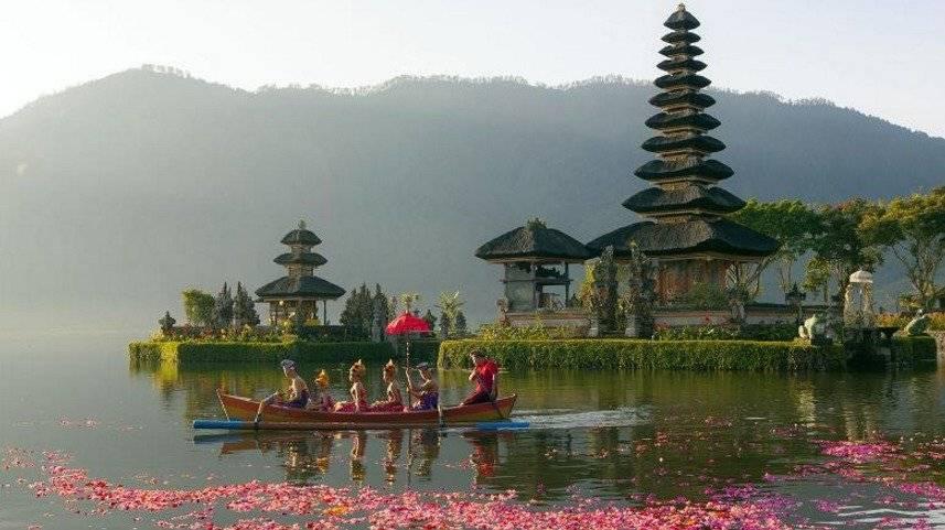 Bali, na Indonésia