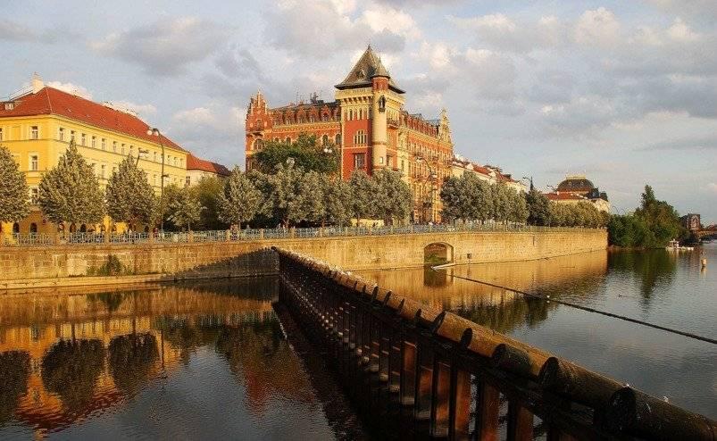 Praga, na República Tcheca