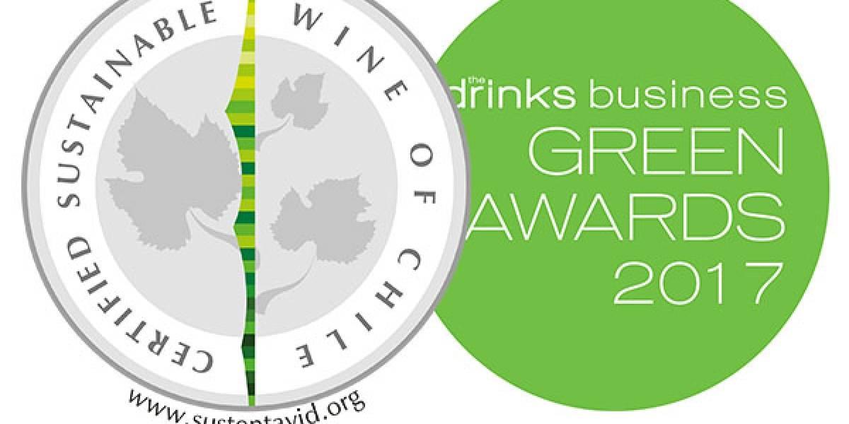 De gran calidad y amigables con el medio ambiente: Vinos de Chile es premiada en Inglaterra por su sello de sustentabilidad