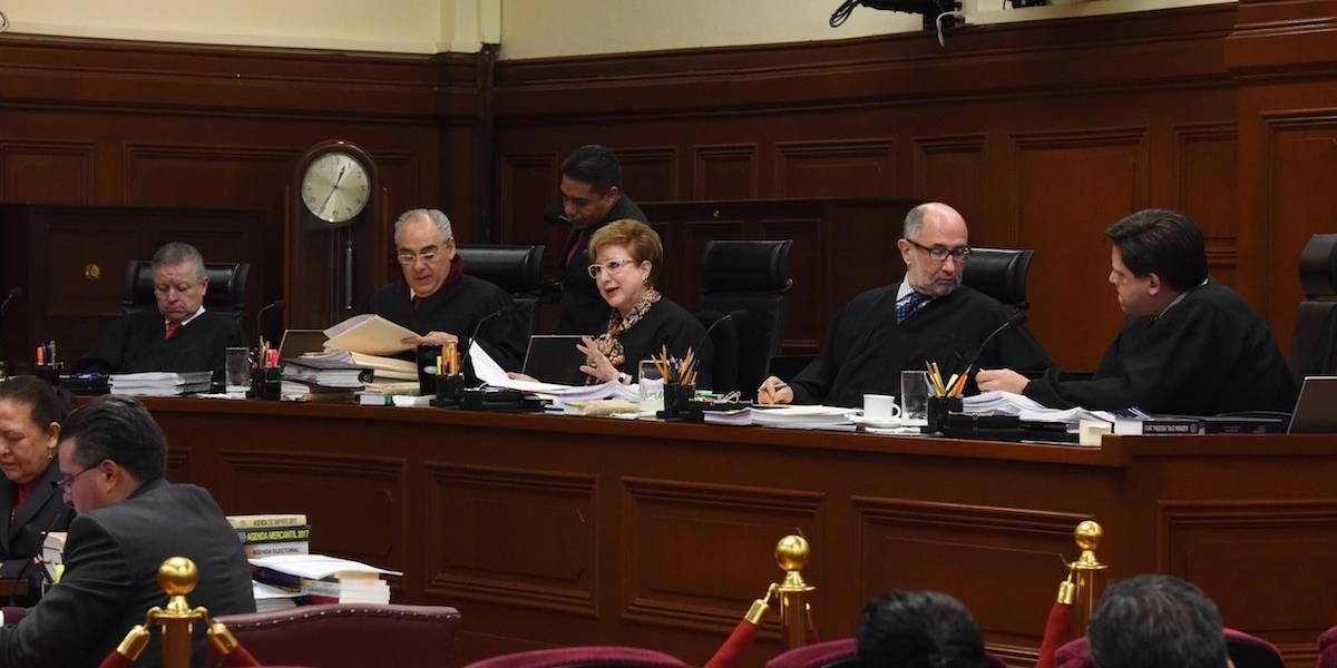 Suprema Corte acepta controversia a Ley de Seguridad pero no su suspensión