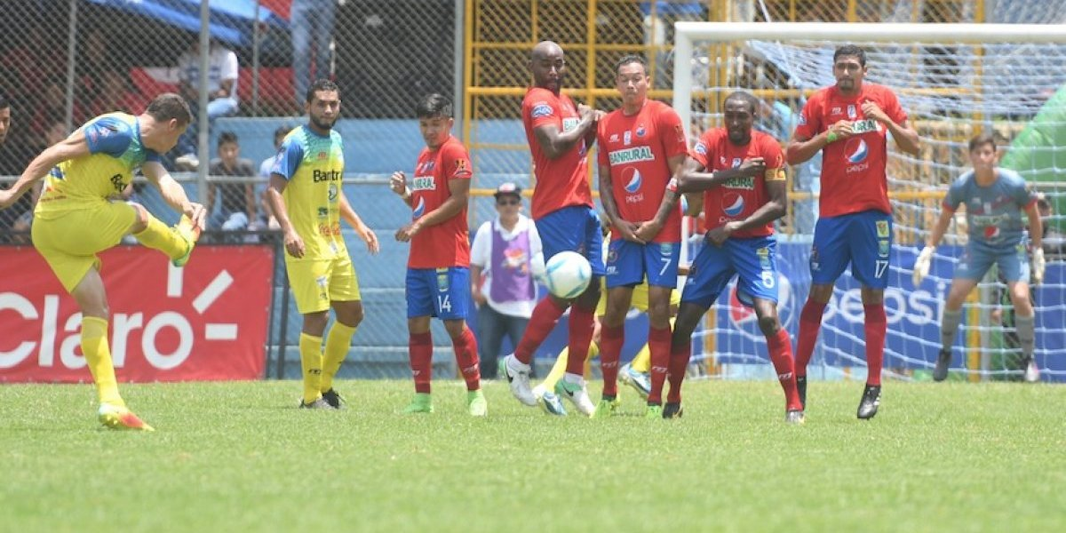 Estos jugadores no podrán ver acción en el inicio del Torneo Clausura 2018