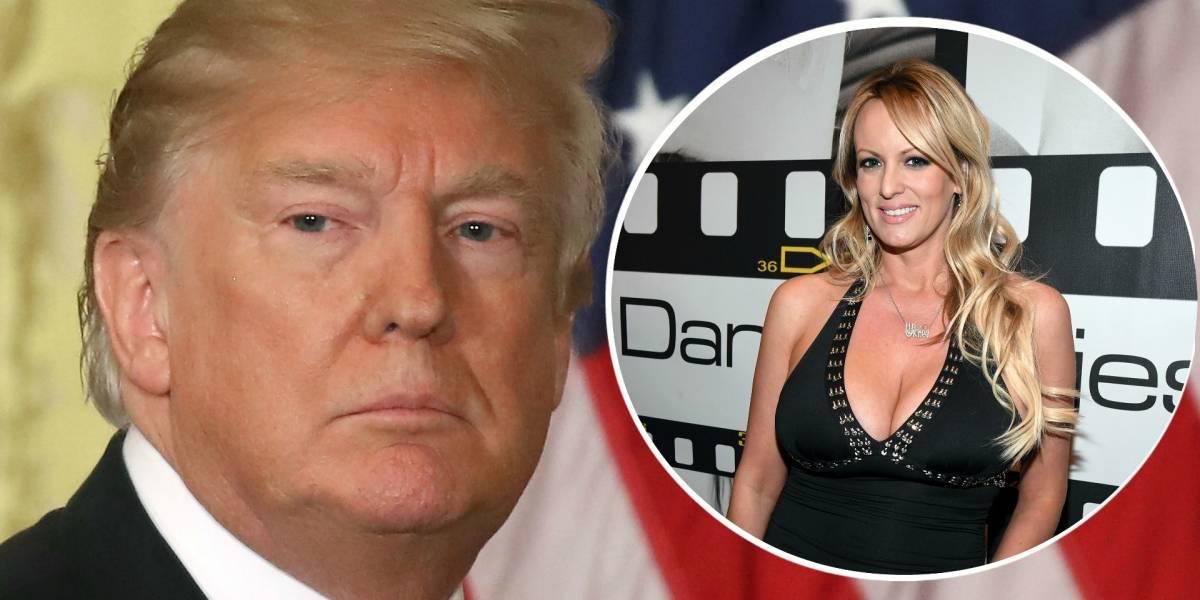 El abogado de Trump pagó a una actriz porno por su silencio, según el WSJ