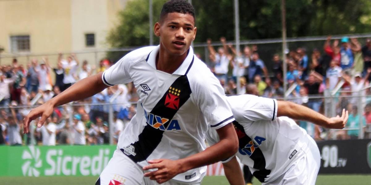 Palmeiras e Vasco vencem e se classificam à terceira fase da Copa São Paulo