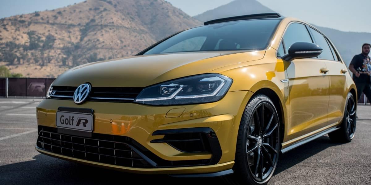 En tiempo récord, VW vende el primer embarque del Golf R