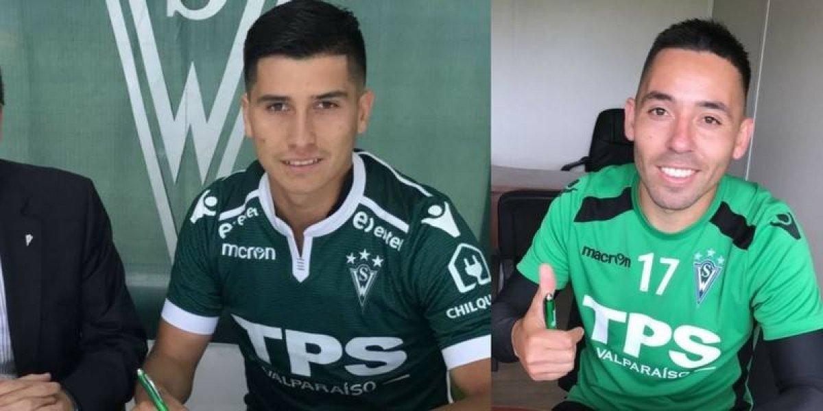 Wanderers confirmó dos refuerzos más para luchar en la Primera B y la Libertadores