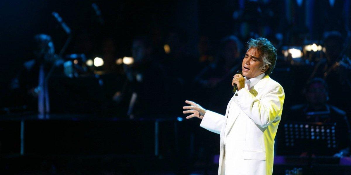 'El Puma', un cantante atado a una canción