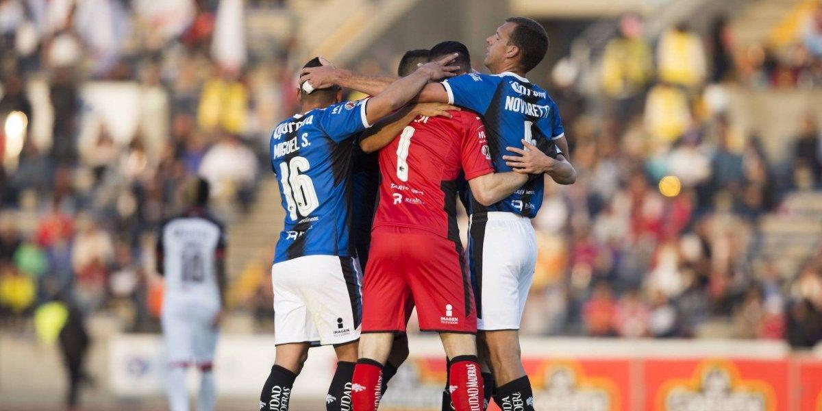 Querétaro derrota a Lobos, en juego por la permanencia en la Liga MX